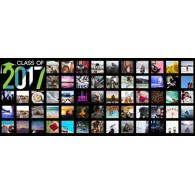 2017 Grad Collage - A (40x16)