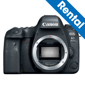 Canon-EOS 6D Mark II DSLR- Body Only (Rental)-DSLR Camera and Lens Rentals