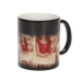 11 oz. Black Tiled Magic Mug