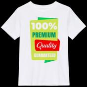 100 Percent T-shirt  - A