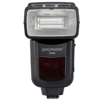 ProMaster-200SL Speedlight for Nikon #4653-Flashes and Speedlights