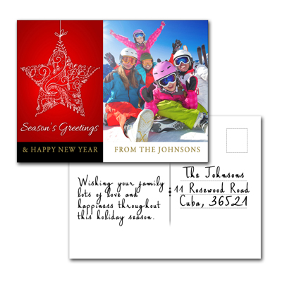 (12 PACK) Post Card - H B3