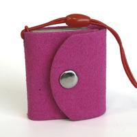 Mini photobook - Pink fabric
