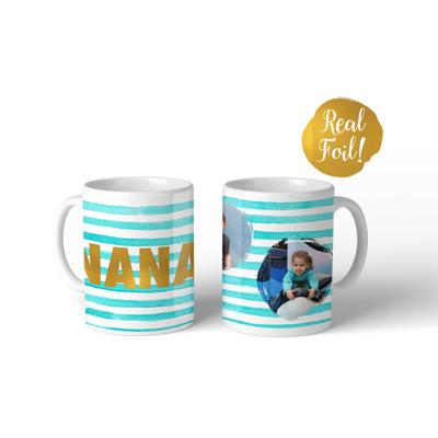 Metallic Mug Nana