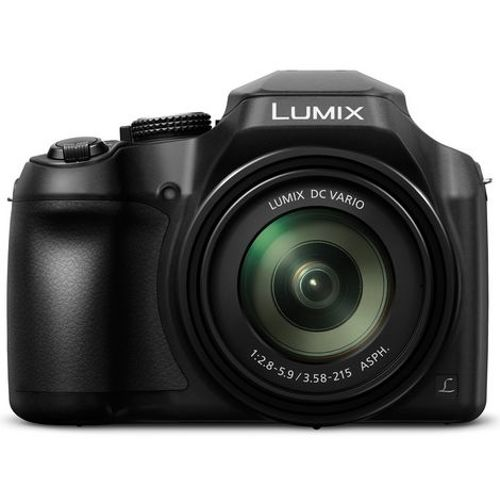 Panasonic-Lumix FZ80 4K Digital Camera-Digital Cameras