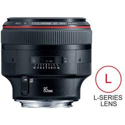 Canon-EF 85mm F1.2L II USM-Lenses - SLR & Compact System