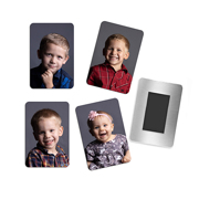 PG Metal Magnet Set 2x3