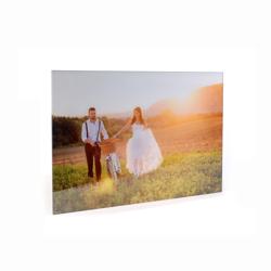 "18x12 Acrylic 1/4"" thick (landscape) - Floating Frame Mount"
