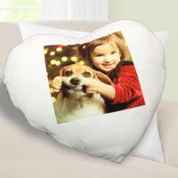 Heart Shape Cushion HSC02B
