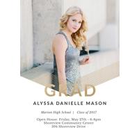 Grad Card (17-009-5x7)