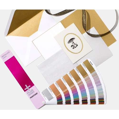 Pantone-Metallics Coated-Miscellaneous Studio Accessories