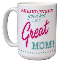 15 oz Mother's Day Mug (A) Wrap