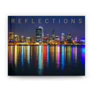 8.5 x 11 Lay Flat Photo Album with Templates