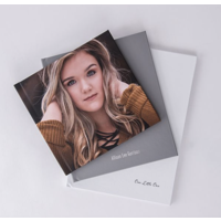8x10 Solid Hardcover Horizontal (20 pages)