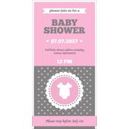 Baby Shower Card J