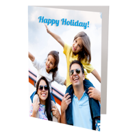 (12 PACK) 5x7 Folded Card - Vertical