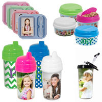 Kids Food Containers & Tumblers