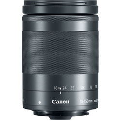 Canon-EF-M 18-150mm f3.5-6.3 IS STM-Lenses - SLR & Compact System