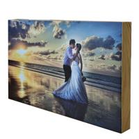Wooden Photo Block - 40x24cm