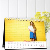 2019 Desktop Calendar CLM31D
