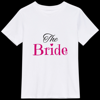 The Bride - T-shirt