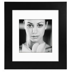 Malden-8x8 11x11 Manhattan Black-Photo Frames
