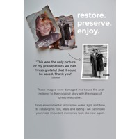 Restore, Edit and Retouch