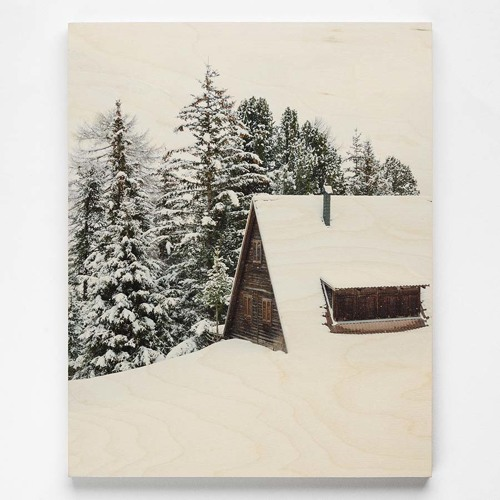 16x20 Borderless Wood Print