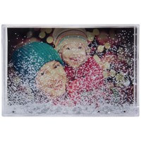 Snow Frame Horizontal Dual Sided