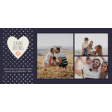 8x4 Seasons Greetings Trio