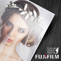 "6"" x 4"" Fuji Velvet Paper (Horizontal)"