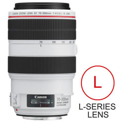 Canon-EF 70-300mm f4-5.6L IS USM-Lenses - SLR & Compact System