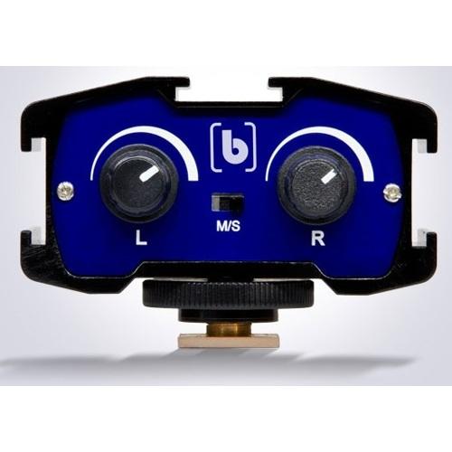 BeachTek-MCC-2 Two-Channel Audio Adapter/Bracket Combo-Microphones and Accessories