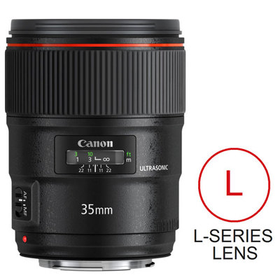 Canon-EF 35mm F/1.4L II USM-Lenses - SLR & Compact System