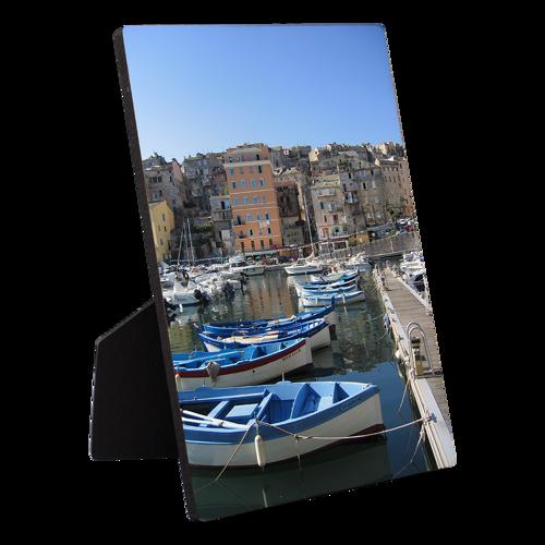 Desktop Plaque 5x7 - V