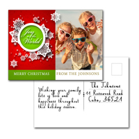 (12 PACK) Post Card - H C1