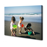 8 x 10 Inch Horizontal Canvas - 32mm Edge Full Wrap