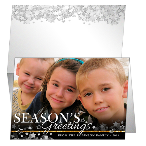Season's Greetings Stars