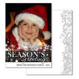 Season's Greetings Stars - V