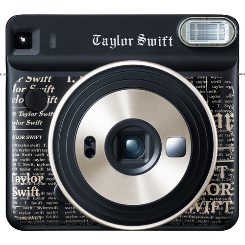 Fujifilm-Instax Square SQ6 Instant Camera - Taylor Swift Edition-Film Cameras