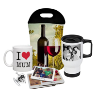 Personalised Gifts - pickup only pre-Xmas. Too late for courier.