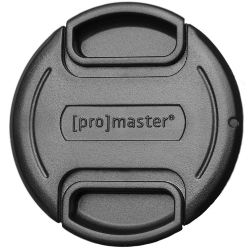 ProMaster-105mm Professional Snap-On Lens Cap #1454-Miscellaneous Camera Accessories
