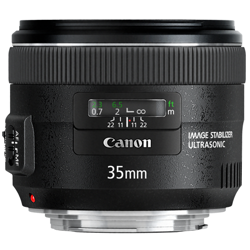 Canon-EF 35mm f2.0 IS USM-Lenses - SLR & Compact System