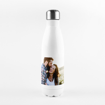 Contemporary Beverage Bottle