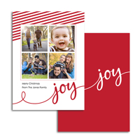 Just Joy: 10pk Holiday Cards