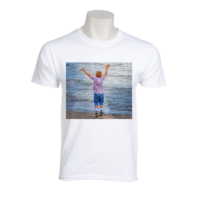 Small Youth T-Shirt - H