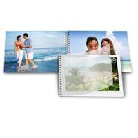 Livre Photo Spirale - Sans cadre 11 x 8.5 à couverture souple