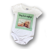 Baby Bodysuit with Snaps