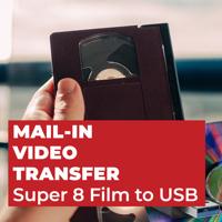 Super 8 Film to USB