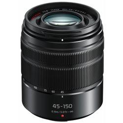 Panasonic-H-FS45150K Lumix G VARIO 45-150mm with Matt Finish-Lenses - SLR & Compact System